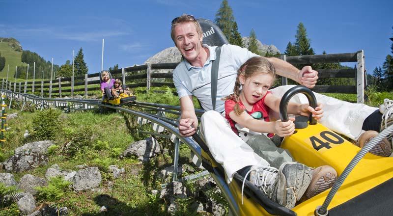 ©Imst Tourismus - Alpine Coaster