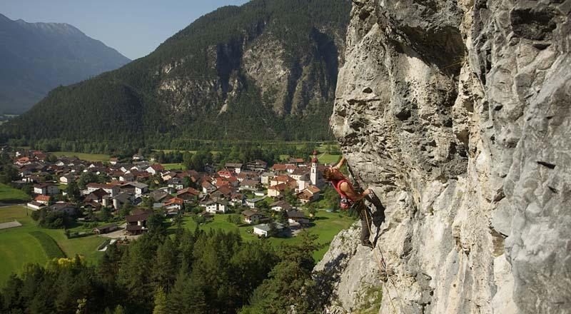 ©Imst Tourismus Martin Lugger - Kletterparadies