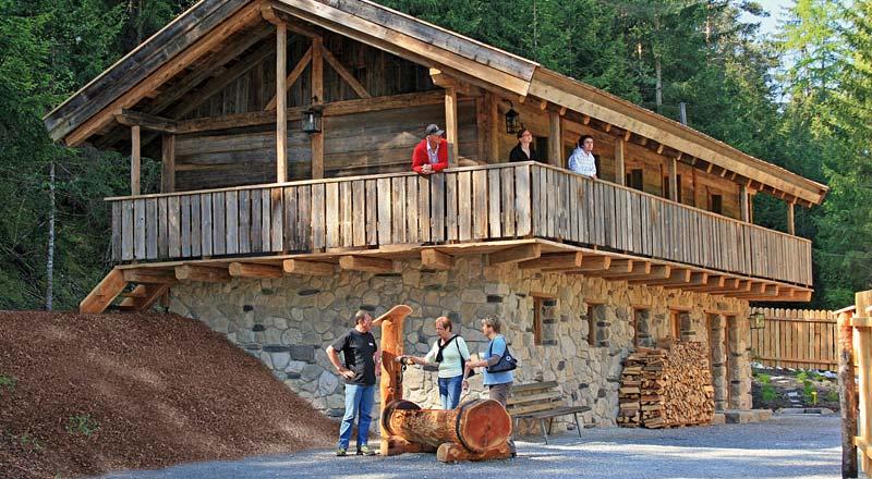 ©Imst Tourismus - Knappenwelt Gurgltal