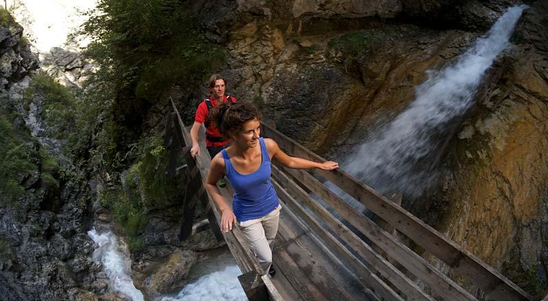 ©Imst Tourismus Martin Lugger - Rosengartenschlucht Imst Tirol