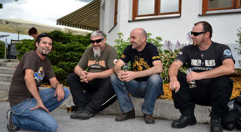 """Harley Davidson Club """"Fatwheel Crew"""""""