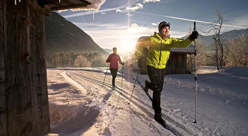 ©Imst Tourismus Martin Lugger - Langlaufurlaub Imst Tirol