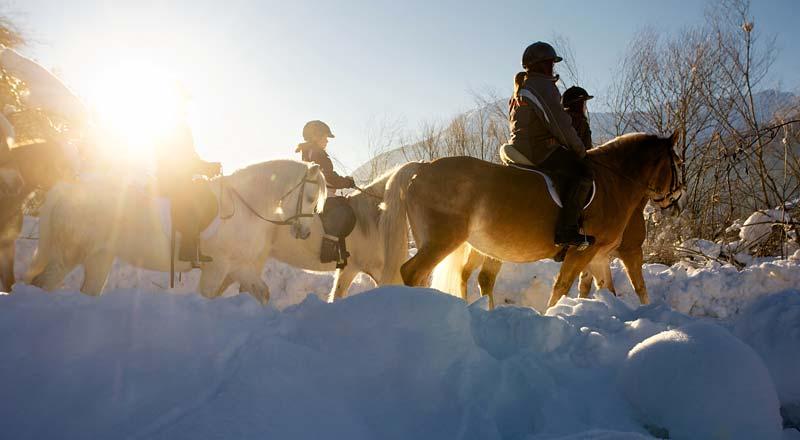 ©Imst Tourismus Martin Lugger - Reiten Imst Tirol