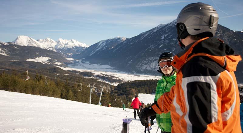 ©Imst Tourismus Martin Lugger - Skiurlaub Imst Tirol