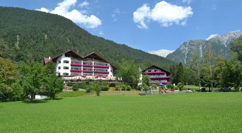 Alpenhotel Linserhof Imst Tirol