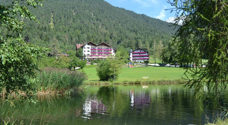 Panorama Alpenhotel Linserhof Imst Tirol