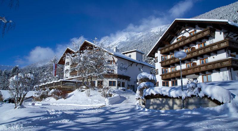 Winterurlaub Alpenhotel Linserhof Imst Tirol