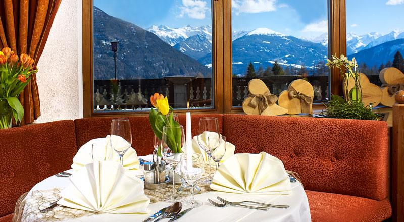 Panorama-Restaurant Hotel Linserhof Imst