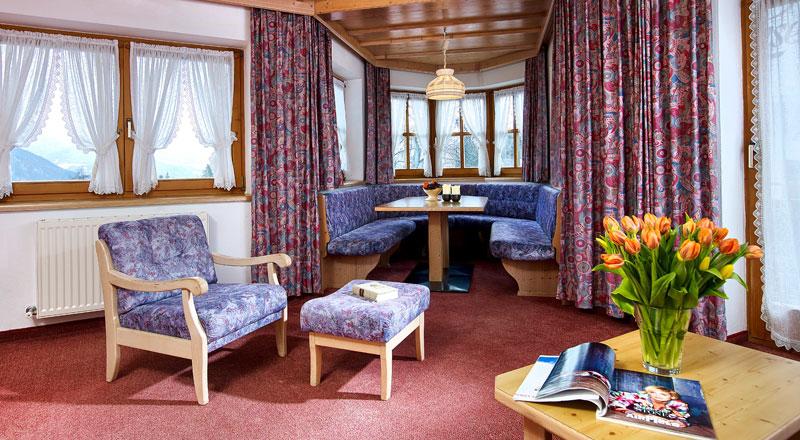 Turm Suite Alpenhotel Linserhof Imst Tirol